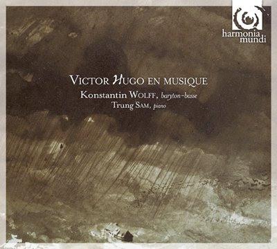 Canciones sobre poemas de Victor Hugo por Konstantin Wolff