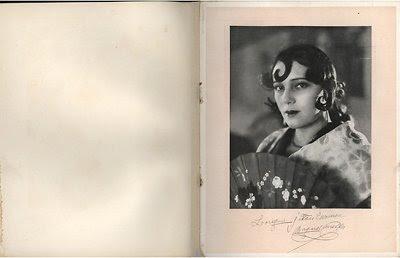 Un cuaderno sobre la Carmen de Feyder en la página de la Cinemateca francesa