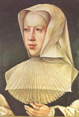 Margarita de Austria (Bernaerd van Orley)