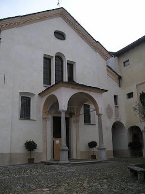 Monasterio del Monte Mesma