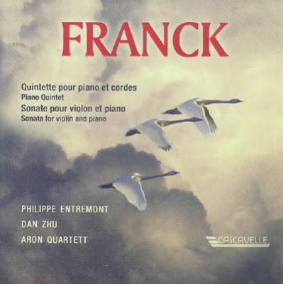 César Franck de cámara en el sello Cascavelle