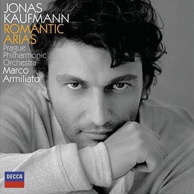 Romantic Arias de Jonas Kaufmann