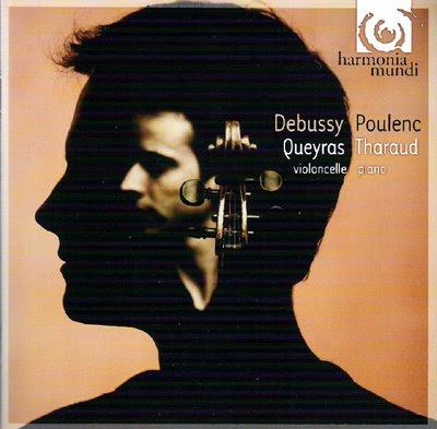 Un programa Debussy/Poulenc por Queyras y Tharaud