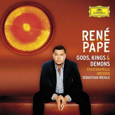 Primer disco en solitario de René Pape