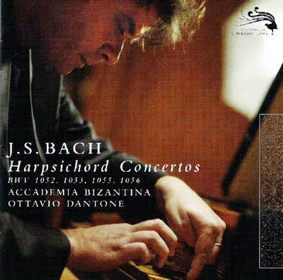 Conciertos de Bach Por Ottavio Dantone y la Accademia Bizantina