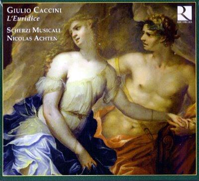 L'Euridice de Caccini en Ricercar