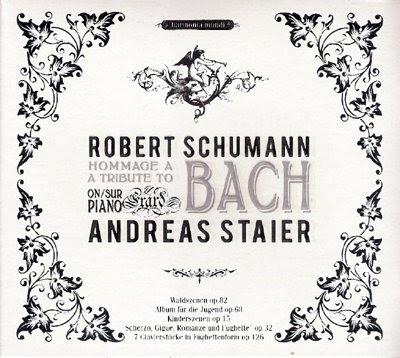 Staier toca Schumann en un Érard de 1837