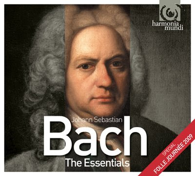 Bach. The Essentials