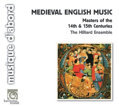 Medieval English Music por The Hilliard Ensemble