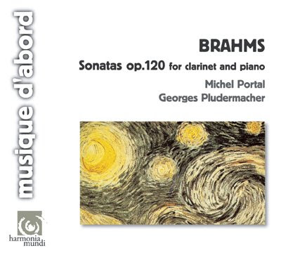 Michel Portal toca las Sonatas de clarinete de Brahms