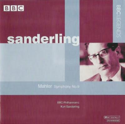 Una Novena de Mahler por Kurt Sanderling