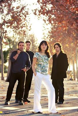 Mariví Blasco, Fahmi Alqhai, Jesús Fernández, Álvaro Garrido