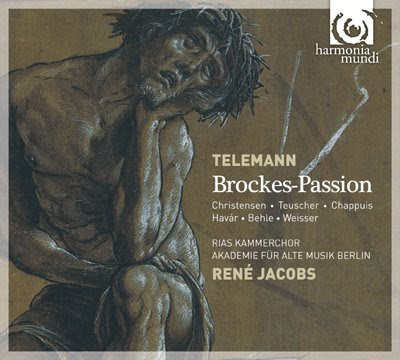 Brockes-Passion de Telemann por René Jacobs