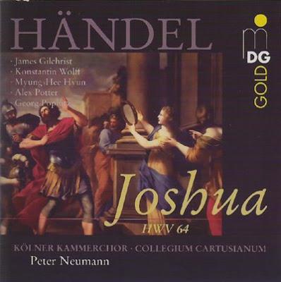 Joshua de Haendel por Peter Neumann