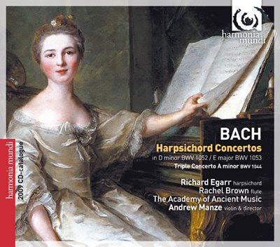 Conciertos de Bach por Egarr y Manze