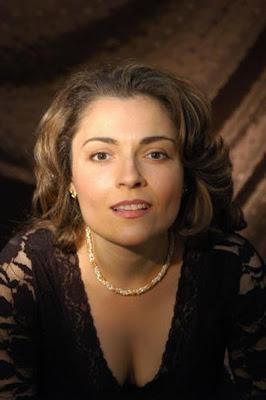 La soprano ucraniana Julia Kogan