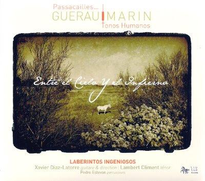 Entr el Cielo y el Infierno. Música de Guerau y Marín por Laberintos Ingeniosos
