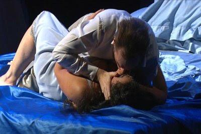 Cecilia Bartoli y Charles Workman en la Semele de Robert Carsen para Zúrich