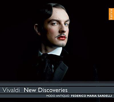 New Discoveries de Vivaldi por Sardelli en la Edición Vivaldi de Naïve
