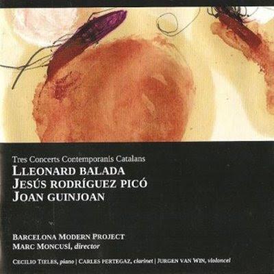 Conciertos de Balada, Rodriguéz Picó y Guinjoan en Columna Música