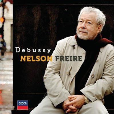 Debussy por Nelson Freire