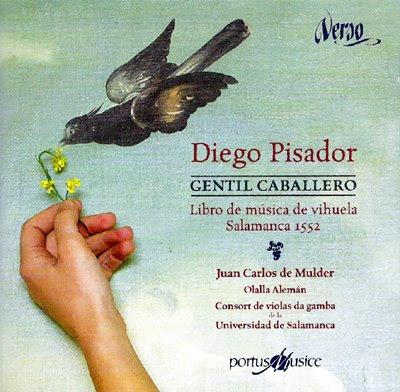 Diego Pisador por Juan Carlos de Múlder en Verso