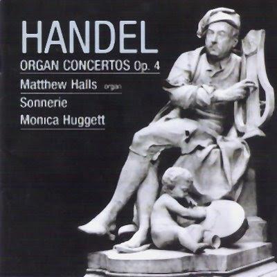 Los Conciertos de la Op.4 de Haendel por Halls y Huggett