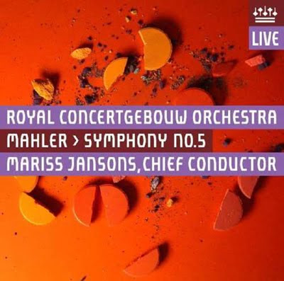 Quinta de Mahler por Jansons en RCO Live
