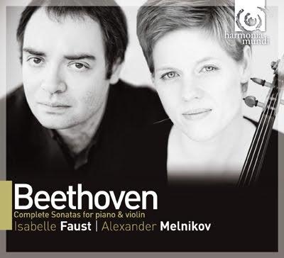 Integral de las Sonatas para violín y piano de Beethoven por Isabelle Faust y Alexander Melnikov