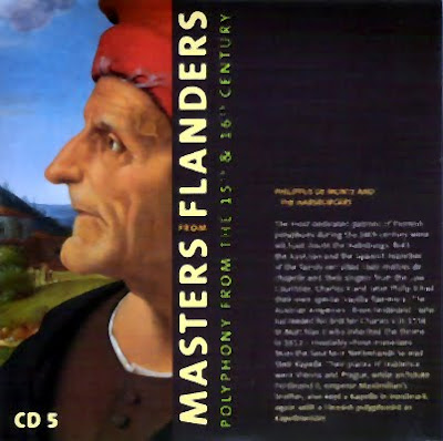 Phlippus De Monte en Masters from Flanders