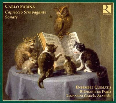Farina por el Ensemble Clematis