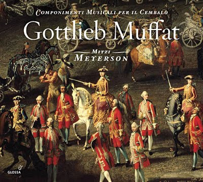 Gottlieb Muffat por Mitzi Meyerson en Glossa