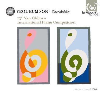 Yeol Eum Son, Medalla de Plata del 13 Concurso Internacional de Piano Van Cliburn