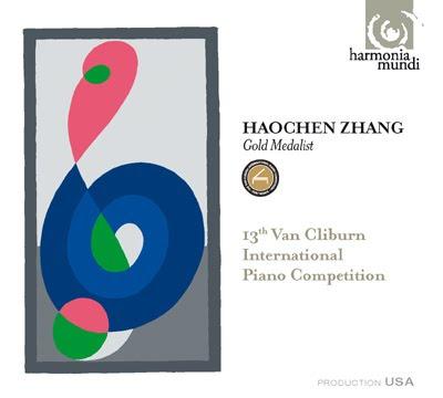 Haochen Zhang, Medalla de Oro del 13 Concurso Internacional de Piano Van Cliburn