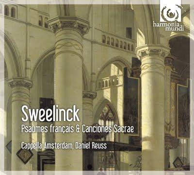Salmos franceses de Sweelinck por Daniel Reuss y la Cappella Amsterdam