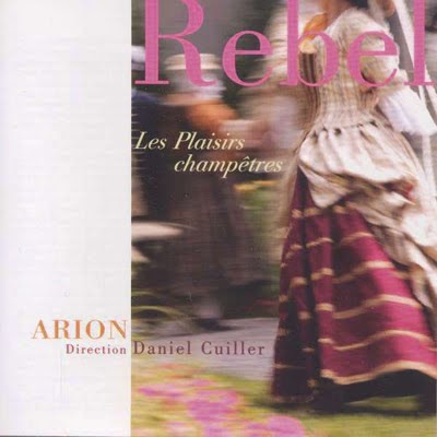 Rebel por el grupo Arion en el sello earlymusic.com
