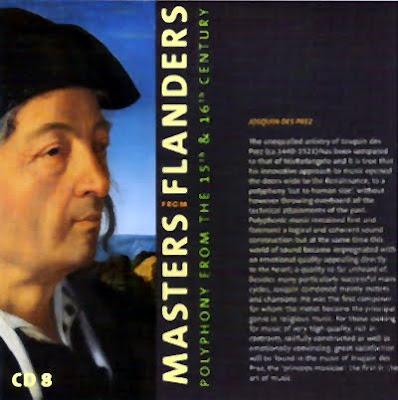 Josquin en Masters from Flanders
