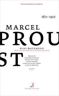 Proust por Blas Matamoro