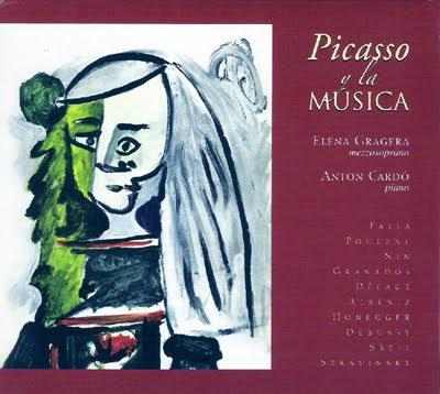 Picasso y la Música por Elena Gragera y Antón Cardó