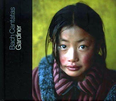 Vol 13 de cantatas de Bach de Gardiner