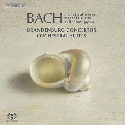 Conciertos y Suites de Bach por Susuki