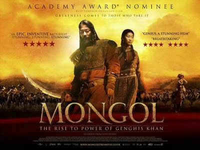 Mongol with Tadanobu Asano