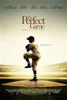 Perfect Game is about baseball but I prefer football... ;-p