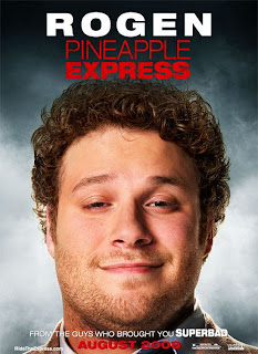 Seth Rogen in Pineapple Express
