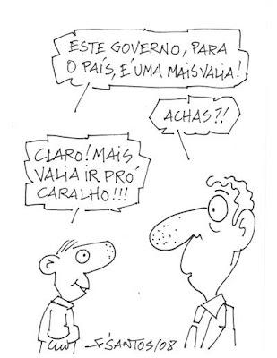 politica governo cartoon