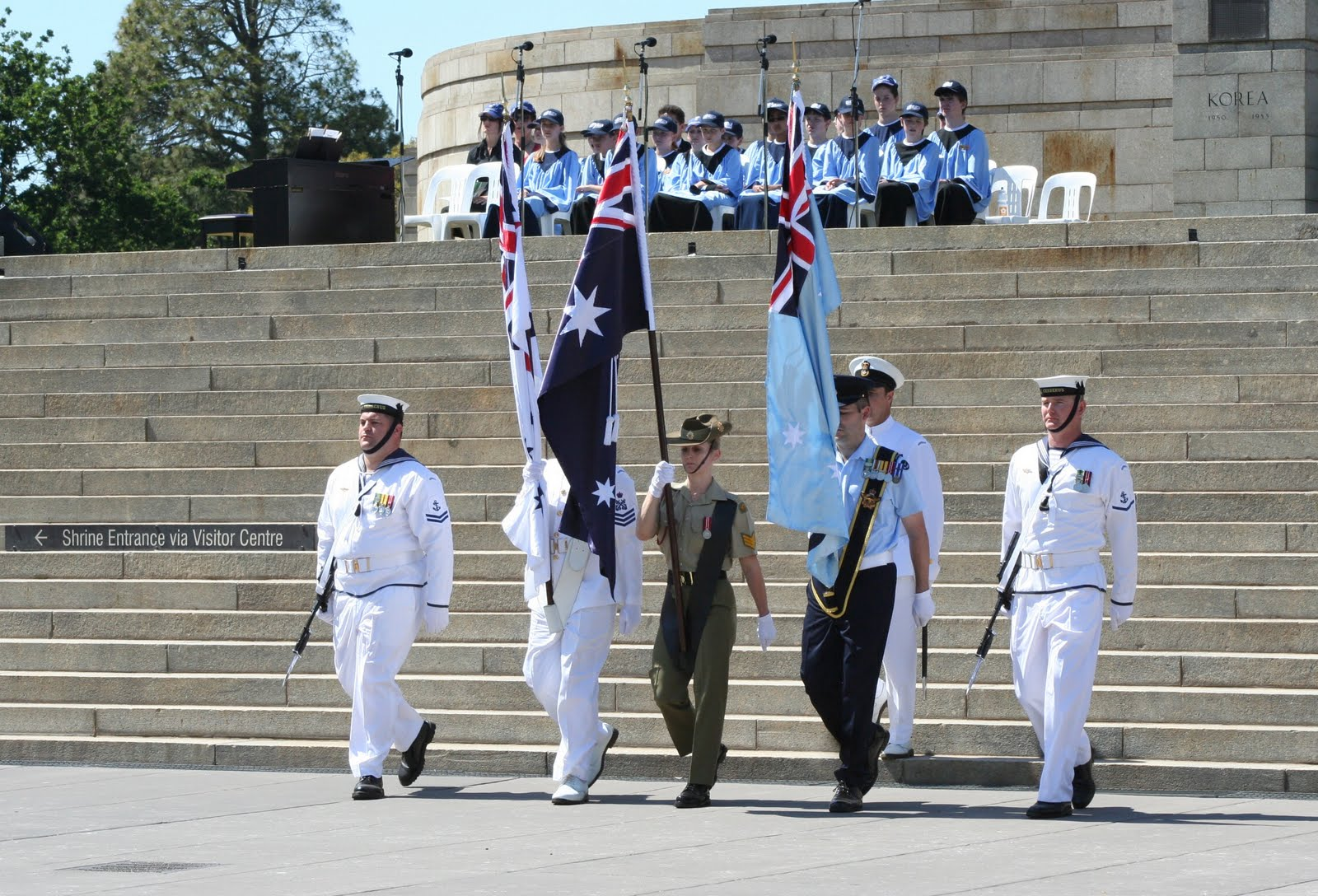 Veterans day 2019 date in Melbourne