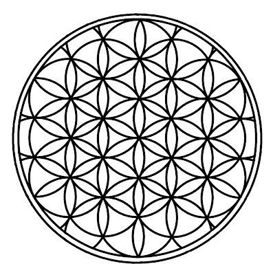 the flower of life symbol is a representation of the
