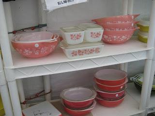 C Dianne Zweig Kitsch n Stuff Pyrex Refrigerator Storage Dishes
