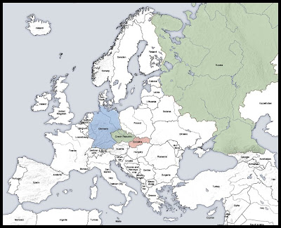 map of europe and asia. Map of Europe states: How cool