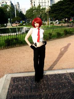 imagenes de cosplay Vanessa___King_of_Fighters_by_JigokuxShoujo